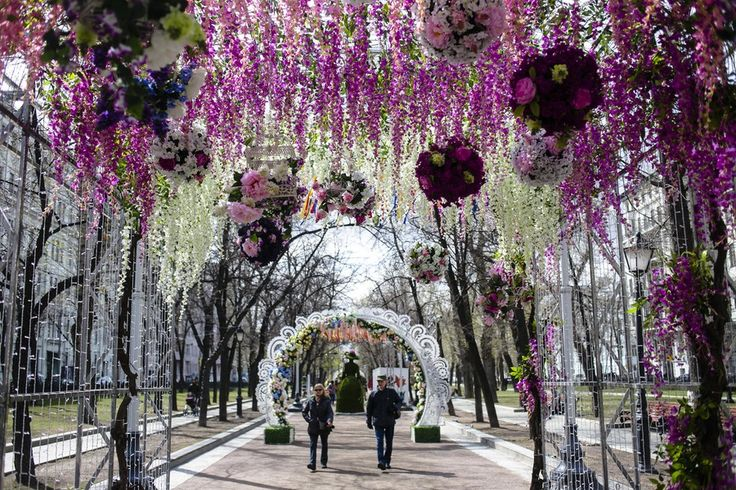 The Moscow Spring Fest is Opening! - BigTimeMoscow