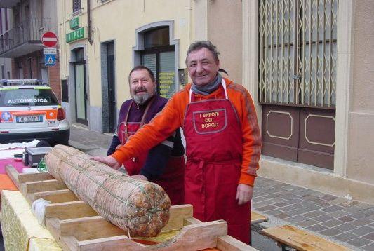 Pancetta di Pontedellolio Piacenza