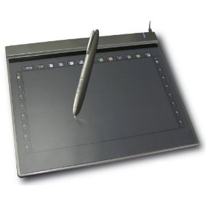 Review ODYS Multi Graphic Tablet (Wireless Pen, USB 2.0) - Grey - ODYS BEST REVIEW