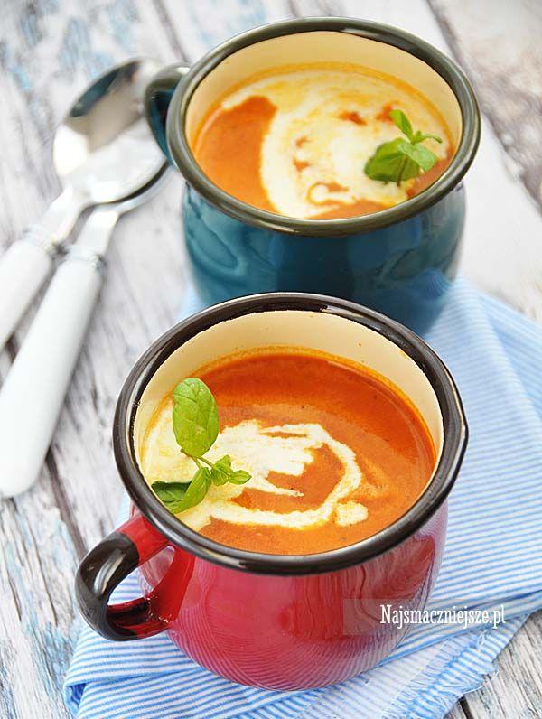 Zupa pomidorowa z Multicookera