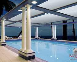 coperture per piscine esterne