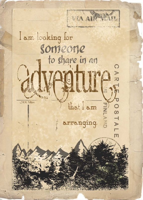 Lord Of The Rings Travel Quotes: 17 Best Images About Hobbit Party Invitations On Pinterest