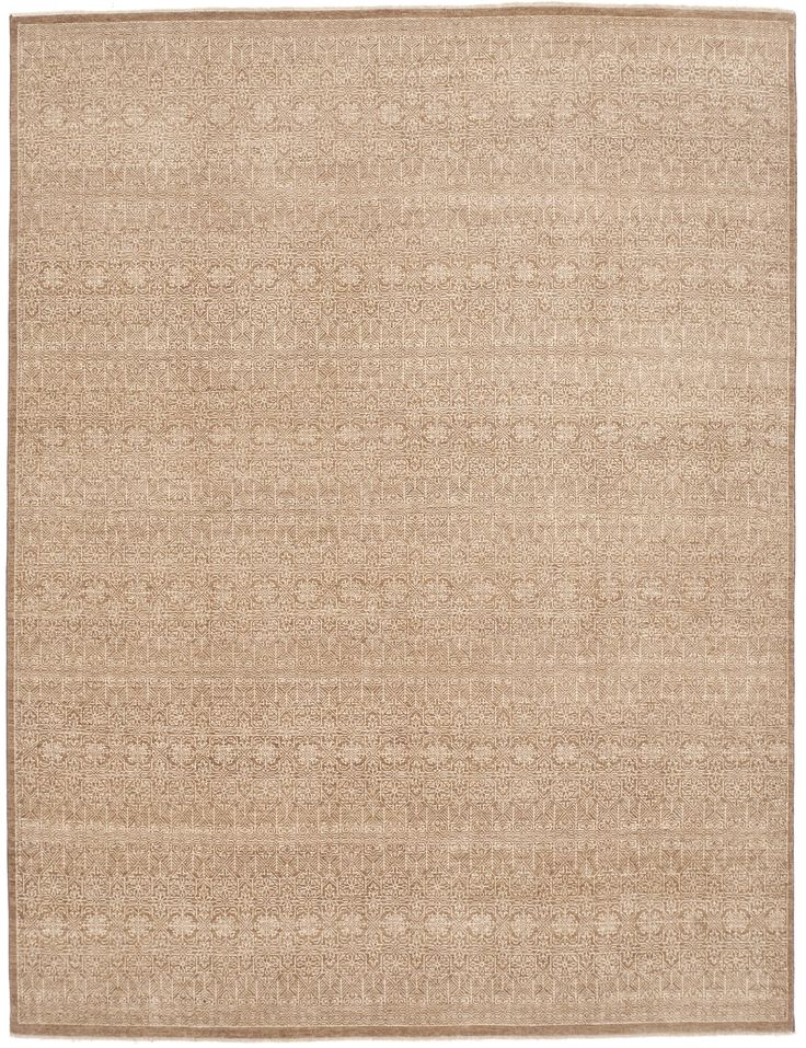 "Handmade Indian Rug - Artistry of design by Nasser Luxury Rugs.       9'2""x 12'"