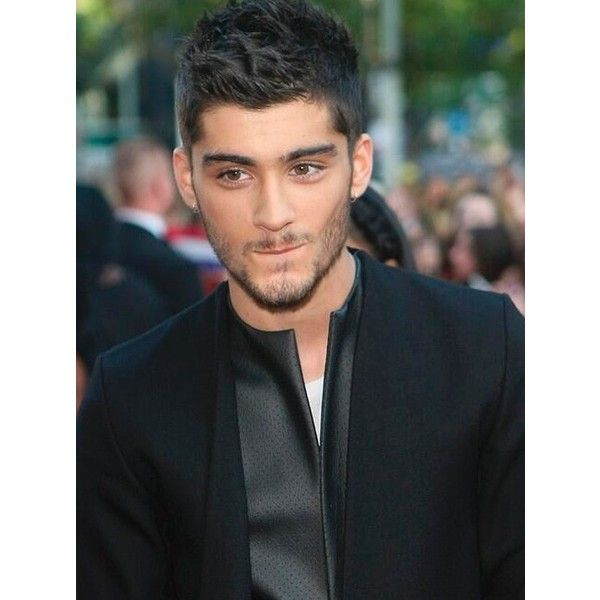 One Direction Enamora al Mundo en la Premiere de This Is Us (Fotos) ❤ liked on Polyvore featuring one direction, zayn malik, zayn, 1d and people