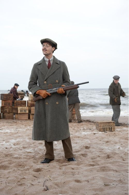 Boardwalk Empire - Richard Harrow (my favorite character on the show)