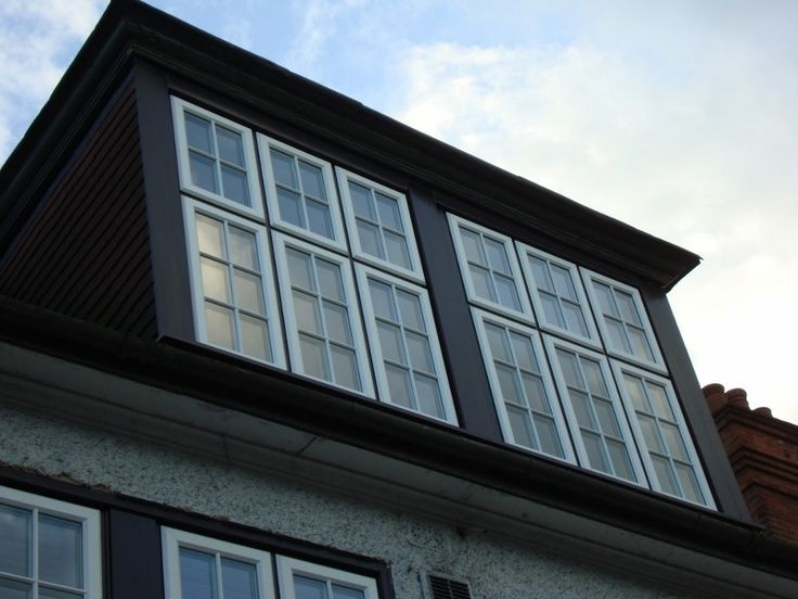 UPVC traditional window replacement