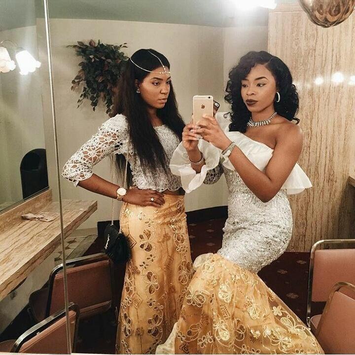 African American Prom Dress