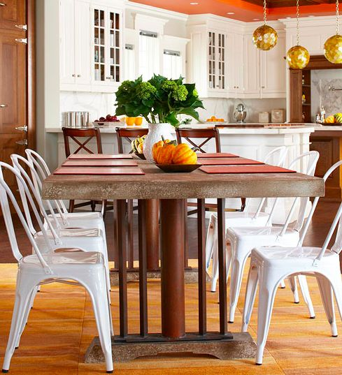 1000 images about fall interior design ideas on pinterest for Better homes and gardens dining room ideas