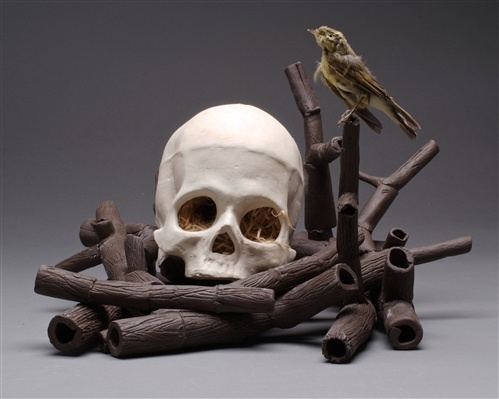 Matt Rowe, The Crockery Crypt (from the series Tall Tales), 2009
