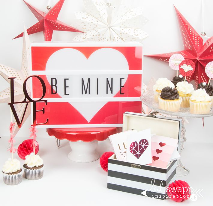 Be Mine Classroom Valentine's Day Party by @createoften for @heidiswapp