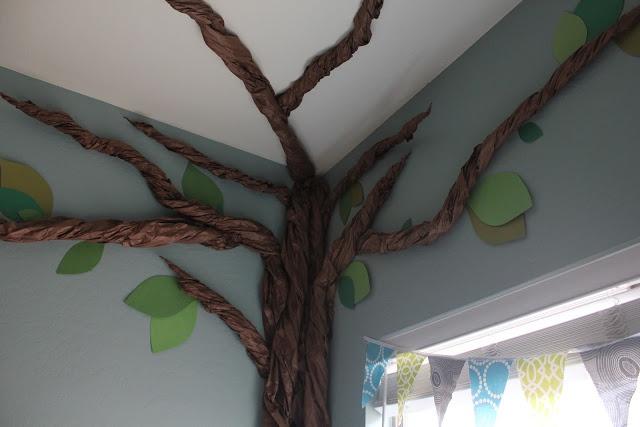 :Paper Tree:: in Joey's room?