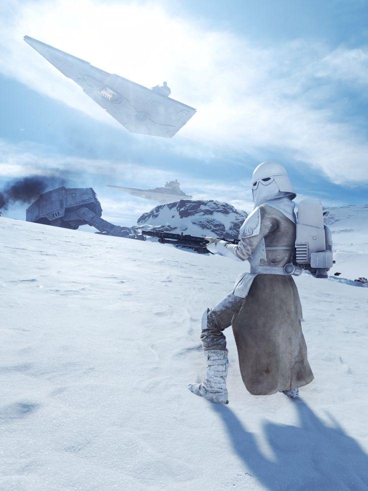 Star Wars: BattlefrontLooks Incredible With Some Screenshot Magic