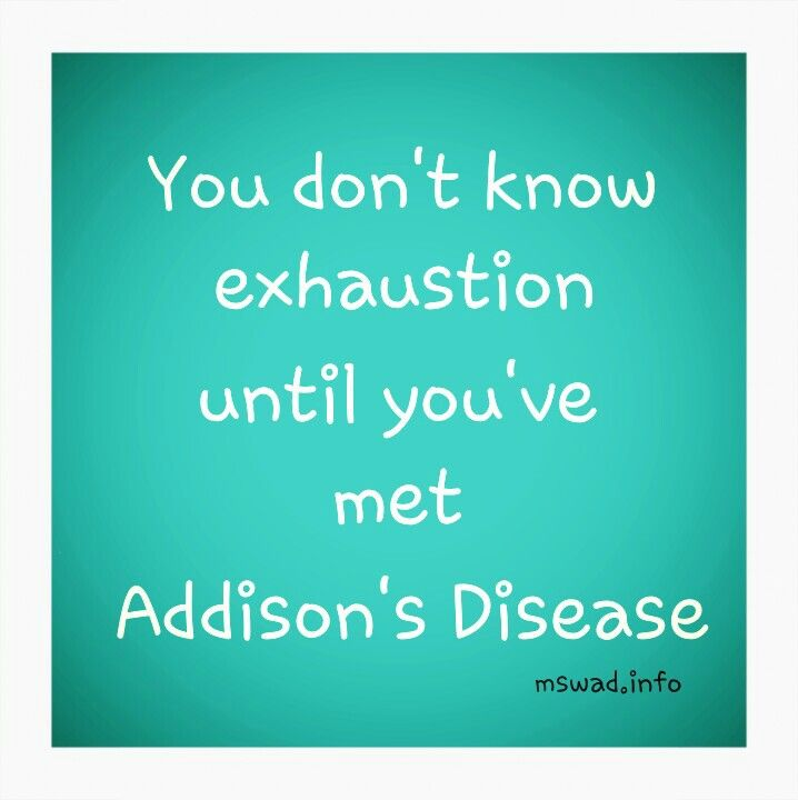 Addisons Disease Awareness Photos