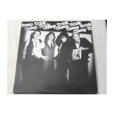 Cheap Trick - Self Titled Vinyl LP Record For Sale #CheapTrick #Cheap #Trick #CheapTrickLPs #CheapTrickRecords #CheapTrickVinyl #CheapTrickAlbums #ClassicRock #ClassicVinyl #70sRock #80sRock #ClassicRockLPs #ClassicRockRecords #ClassicRockAlbums #ClassicRockVinyl