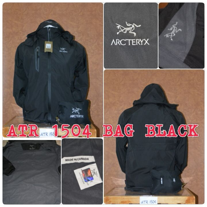 acteryx 1504 bag black
