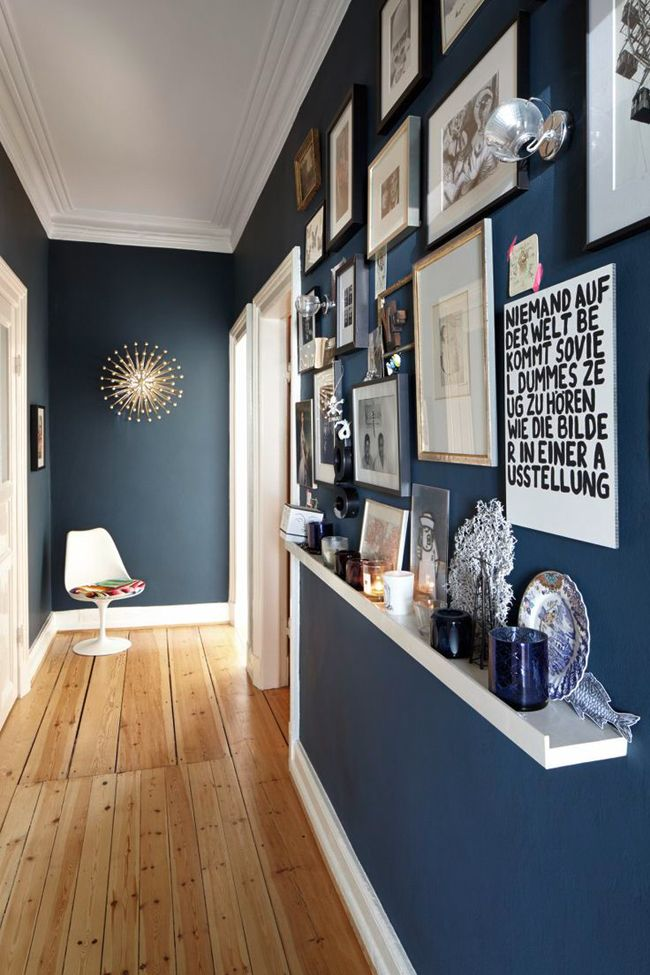 Venez découvrir ces 10 idées de bleu dans la décoration et faites ...