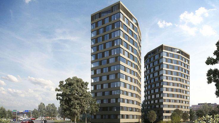 One-One, Cham  Die komplette Fassadenhülle aus Glas und Alucobond wurde durch Krapf AG ausgeführt. #architecture #architektur