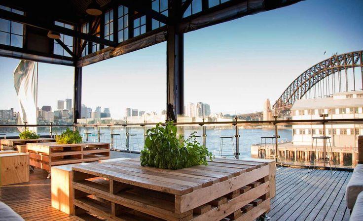 The Ten Best Harbourside Bars in Sydney – Concrete Playground