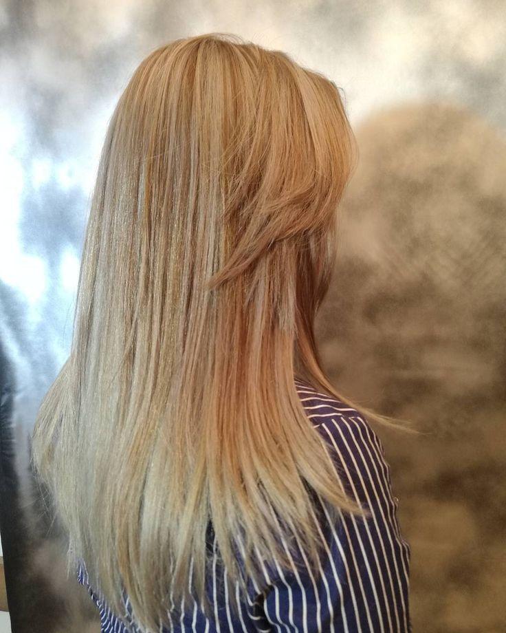 Buen día gente linda. /IMPORTANTE/  Para que su cabellito siempre se mantenga suave y sano.  No usen mucho calor directo osea PLANCHA o secador muy ser a de sus puntas.  Denle un cuidado especial a su cabello y especialmente al mas antiguo las PUNTAS.  No pongan shampoo en esta parte de su cabello  Usen aceites hidratantes como aceite de coco y argan a diario para bajar frizz y las puntas secas.  Apliquen shampoo solo en la raiz en el resto del cabello no es necesario.  NO usen matizantes o…