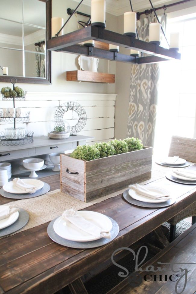 12 DIY Projects to Make Using Reclaimed Wood