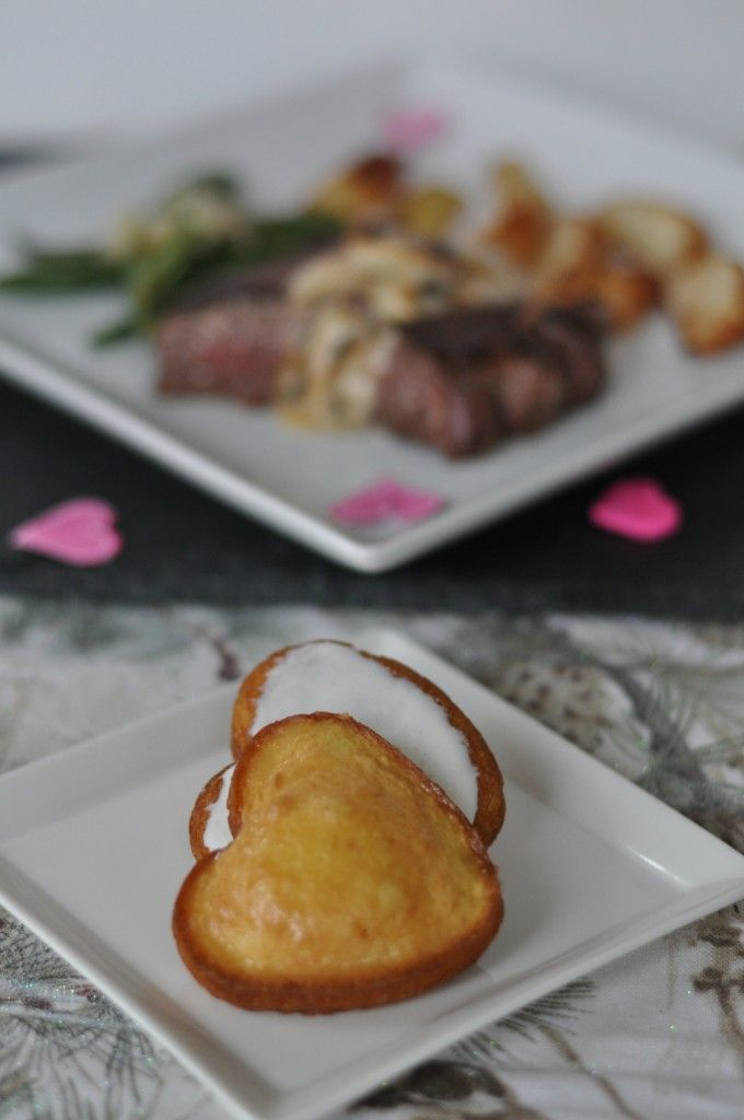 The perfect valentine 39 s day dinner at home with heart for Valentine day dinner recipe