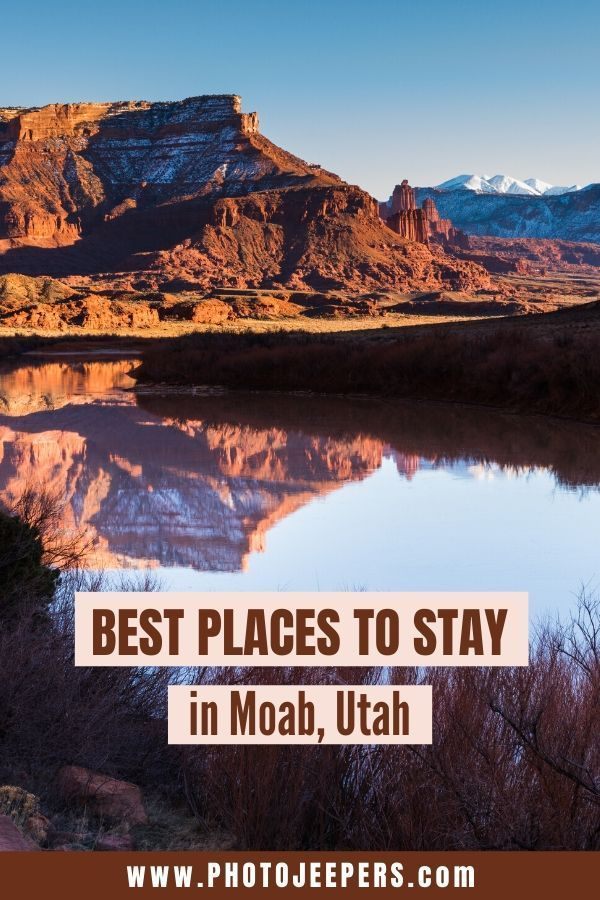 Where To Stay In Moab Near Arches Canyonlands Us Travel