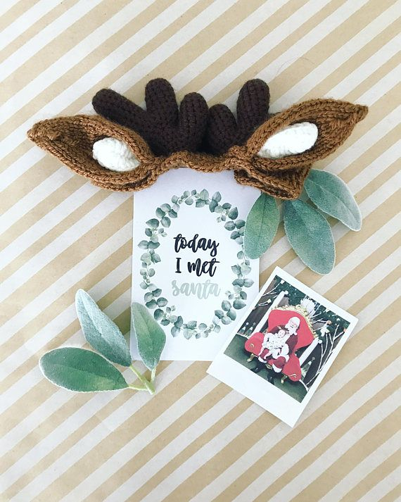 Printable My First Christmas Baby Milestone Cards