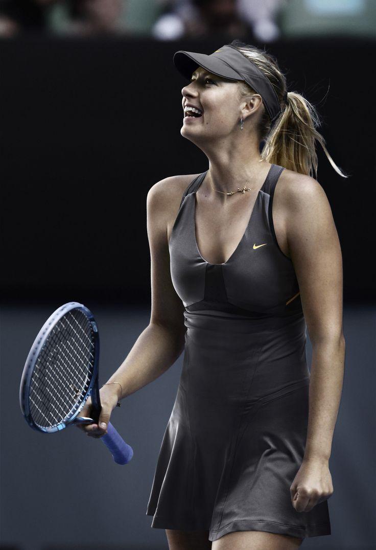 Nike Tennis 2012 US Open Collection Maria Sharapova