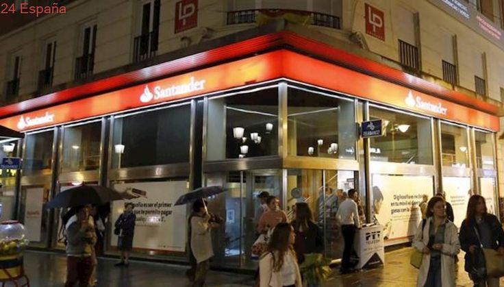 Santander rebaja el saldo remunerado de su «Cuenta 1, 2, 3»