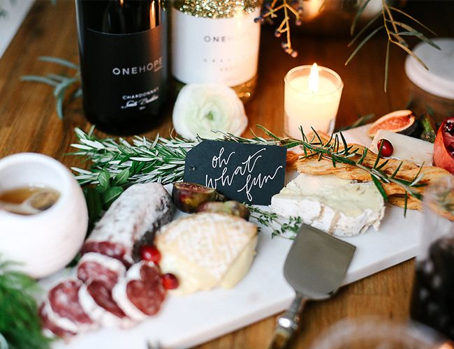 How to Host the Perfect Wine and Cheese Gathering - Inspired By This