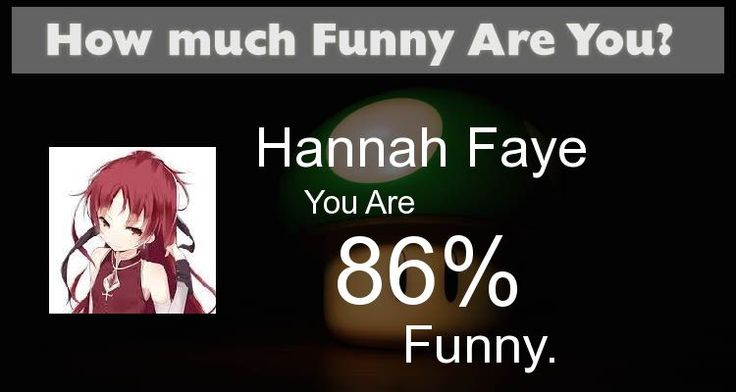 Check my results of How Much Funny Are You? Facebook Fun App by clicking Visit Site button