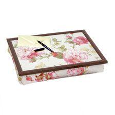 Knietablett (Lap Tray) 'Rose Garden'        bestellen - THE BRITISH SHOP - typisch englisches Produkt 'very british'