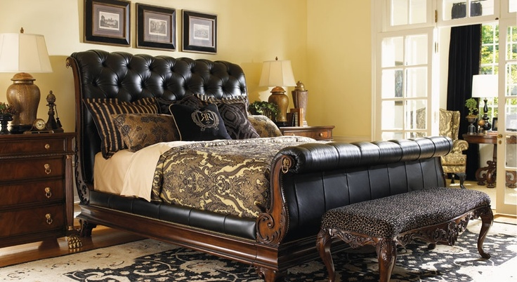 In Love With This Grand Manor Bed From Stowers Rooms Stowers Furniture Furniture