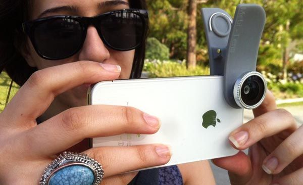 Mobi-Lens Phone Lens for Smartphones, Tablets and More- pin now check it out later