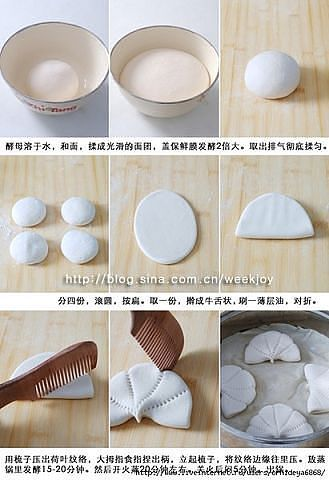MANY BREAD DESIGNS