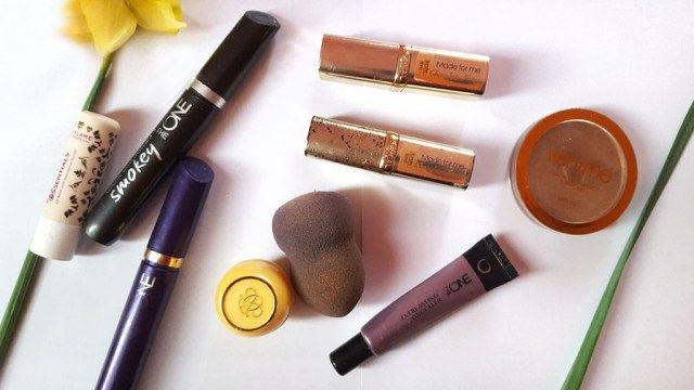 produse terminate de makeup machiaj