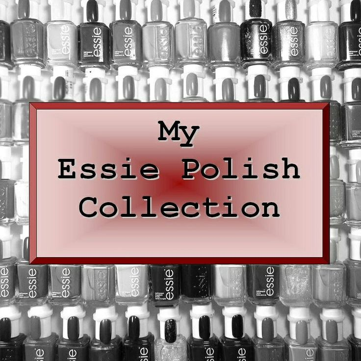 Up on my channel now my 92 Essie polish collection  www.youtube.com/user/nailhubnz/videos