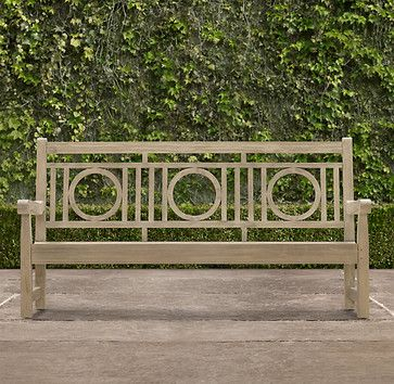 Leagrave Bench traditional outdoor stools and benches