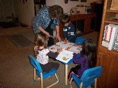 American River Charter School, Home School Program