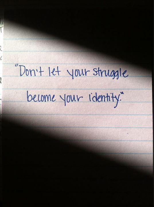 #identity