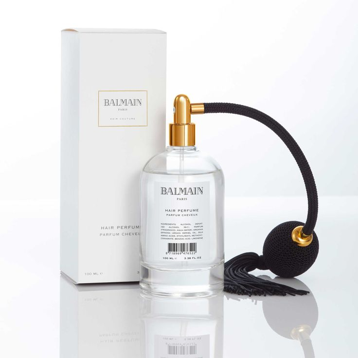 Hair Perfume Limited Edition  Pierre Balmain for women and men Pictures