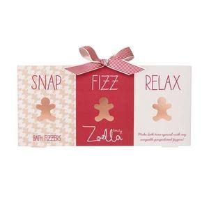 Zoella Gingerbread Bath Fizzers