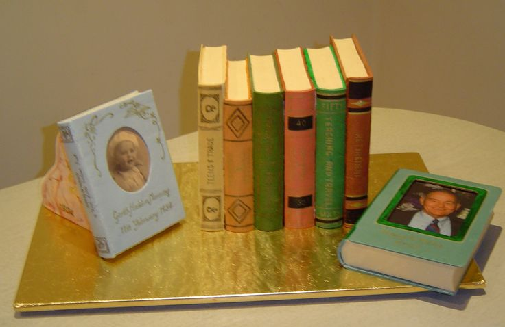 Lifetime of books