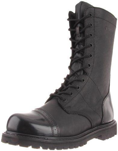 Bates Men's 11 Inches Paratrooper Side Zip Work Boot