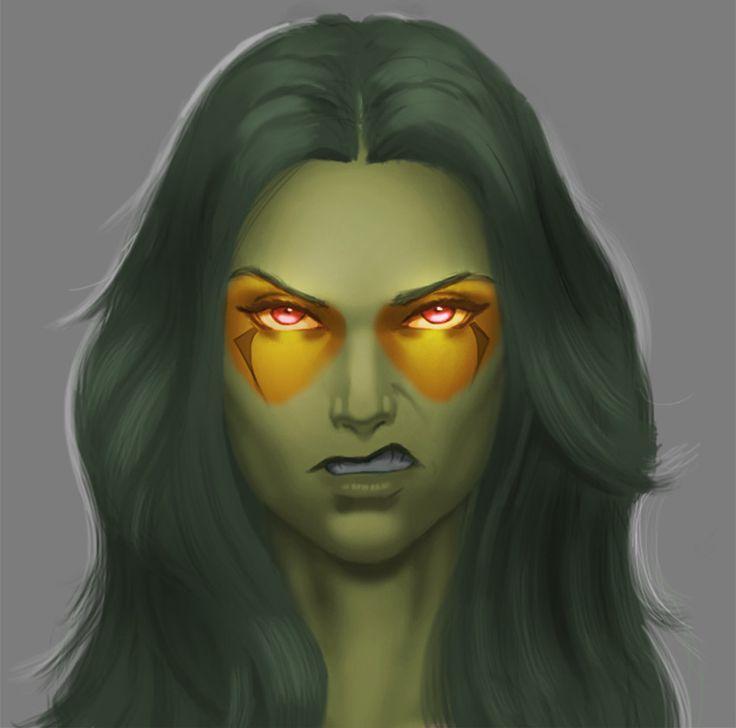 Gamora ... °°