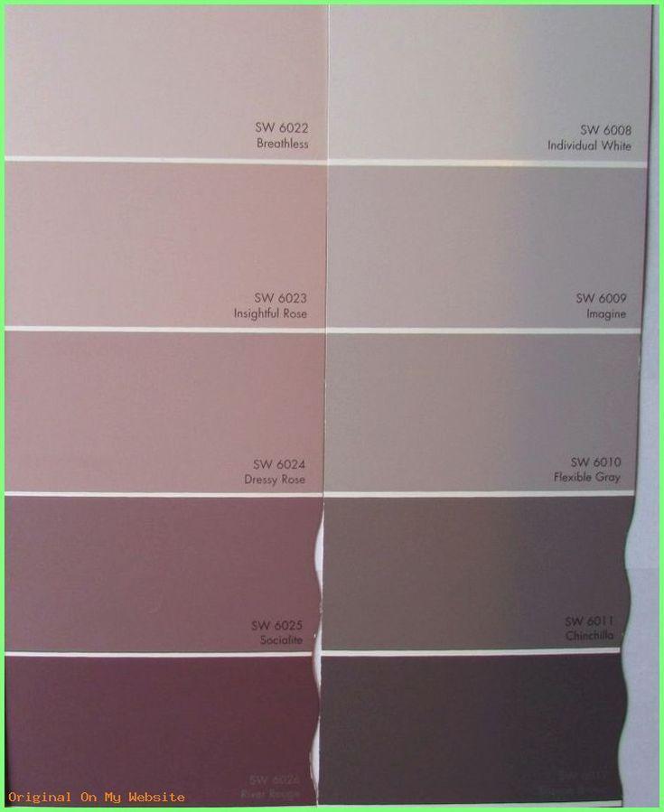 Schlafzimmer Wandfarbe Ideen Altrosa Wandfarbe F In 2020 Altrosa Wandfarbe Malerei Schlafzimmer Wande Farbpalette Grau