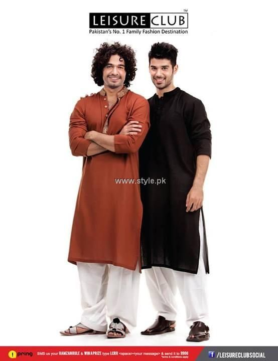 Leisure Club Eid Collection 2013 for Men