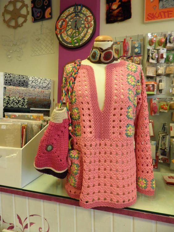 """""""Disfrutando con el crochet"""" (DATE VIDA SC):"""