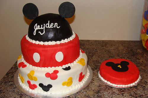 Mickey Mouse Smash Cake: 237 Best Images About Mickey Mouse On Pinterest