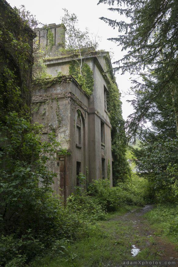 BARON HILL MANSION, Beaumaris, Anglesey, Wales. 06.13.2014